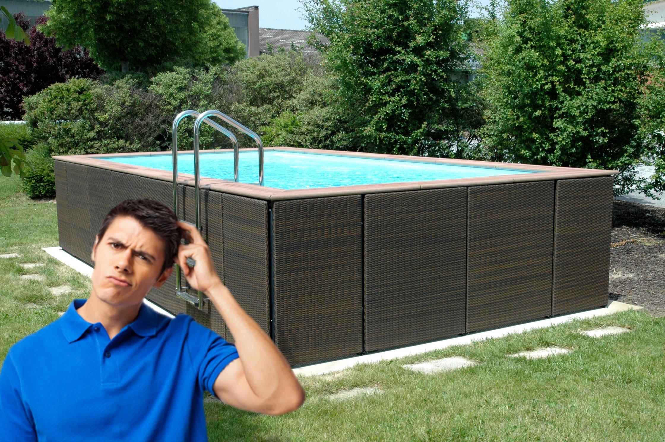 I tre quesiti prima di acquistare una piscina fuori terra