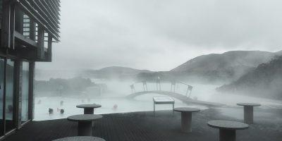 evaporazione acqua in piscina