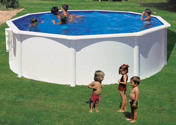 Come scegliere la piscina fuori terra