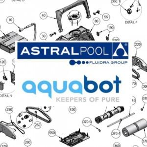 Ricambi robot Astralpool