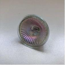 Lampada alogena con riflettori in vetro