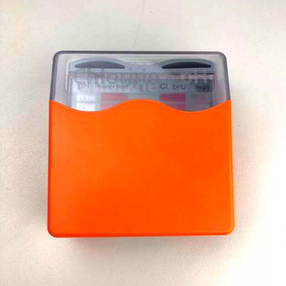Test acqua piscina in kit (test cloro) Pooltester
