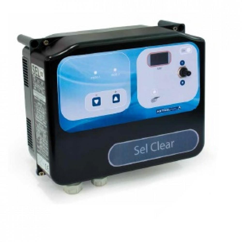 Sel clear cloro 9 g/h (fino a 30 m3)