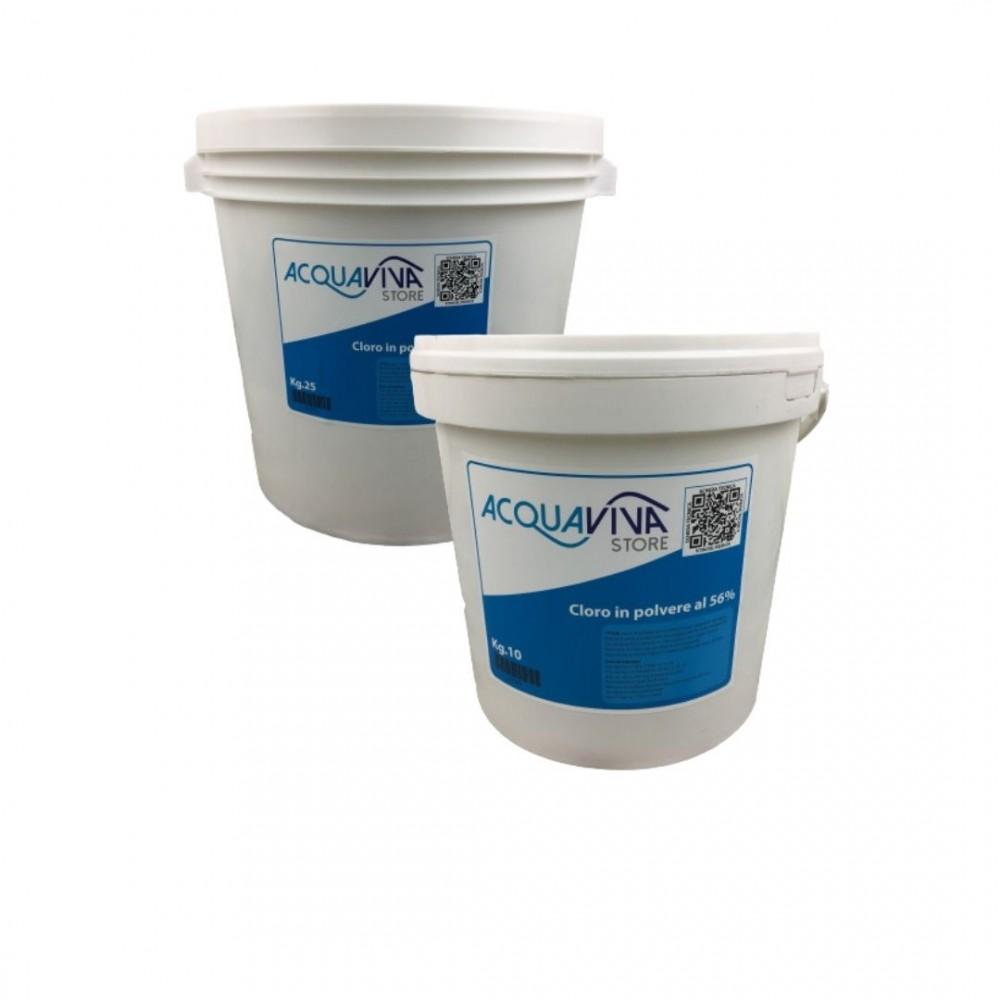 Cloro granulare per piscine per il trattamento shock