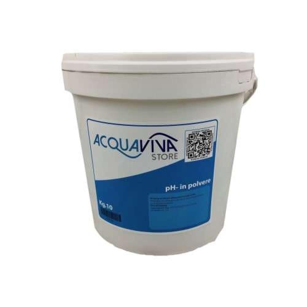 pH meno granulare confezione da 10Kg
