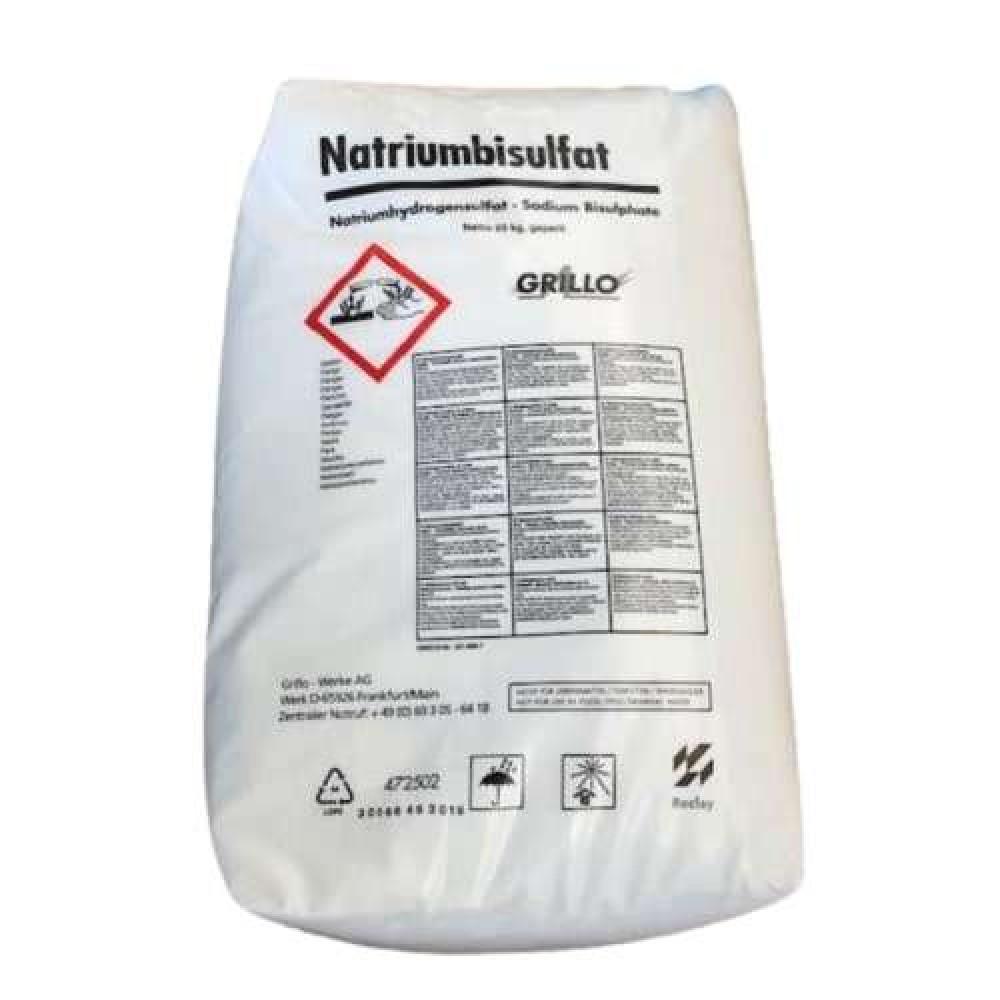 pH meno granulare confezione in sacco da 25Kg
