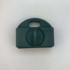 Clip di tenuta tubolare bordo coperture invernali
