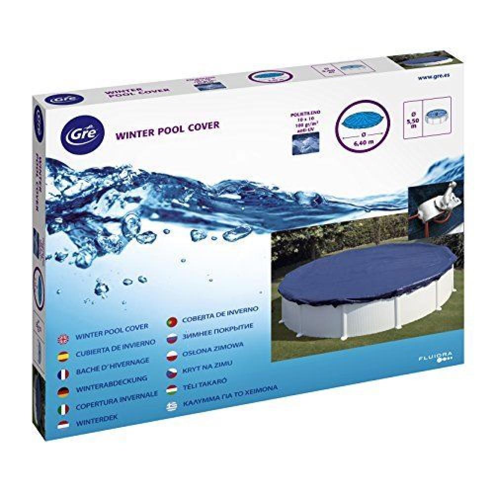 Copertura invernale piscine Gre 730 cm - 730 cm