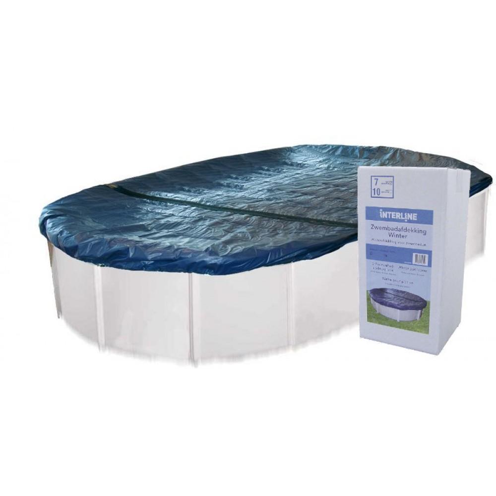 Copertura invernale piscine Interline 610 cm - 360 cm