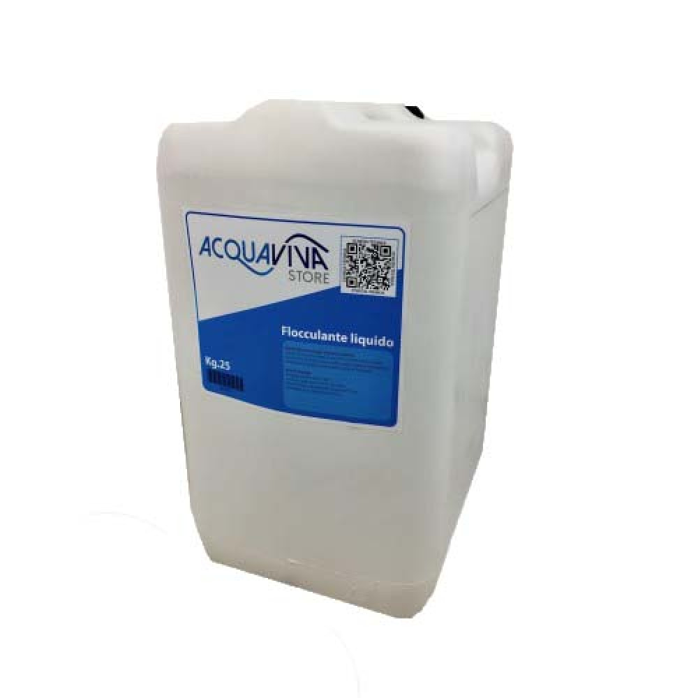 Flocculante liquido da 25L