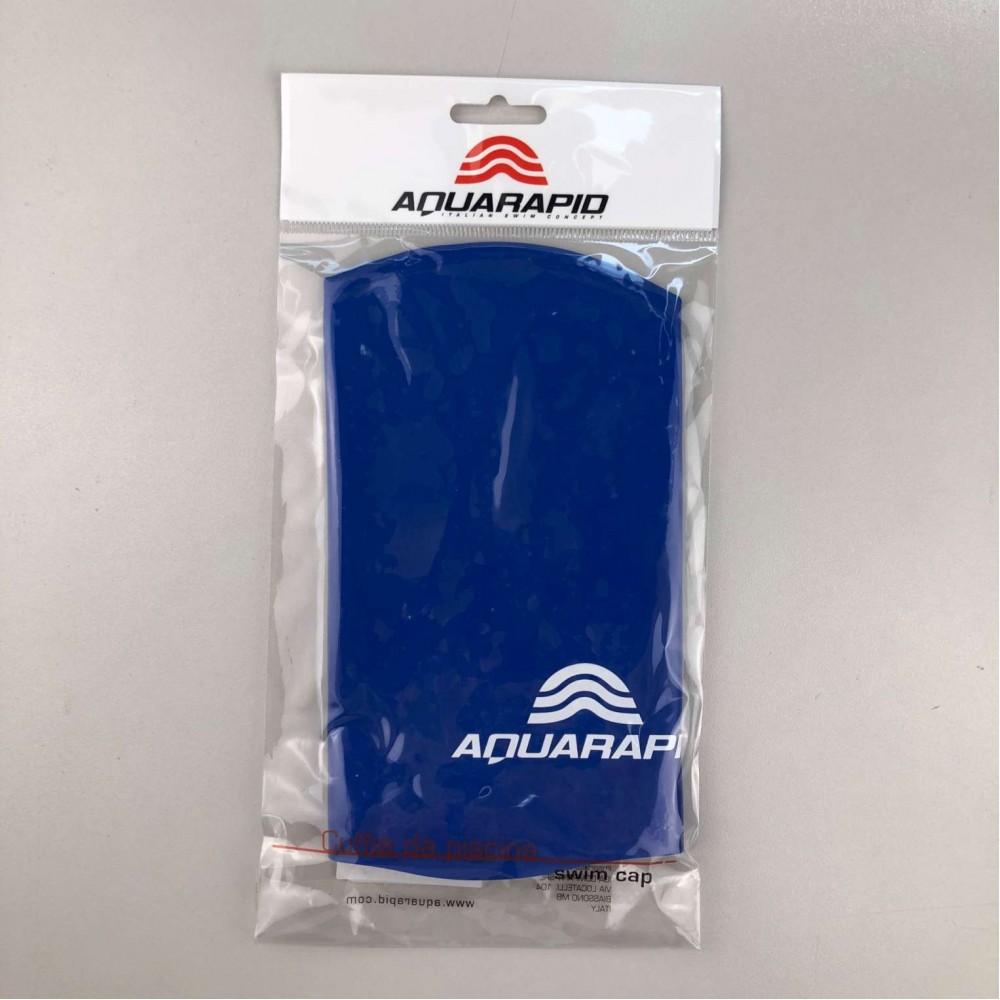 Cuffia in silicone blu