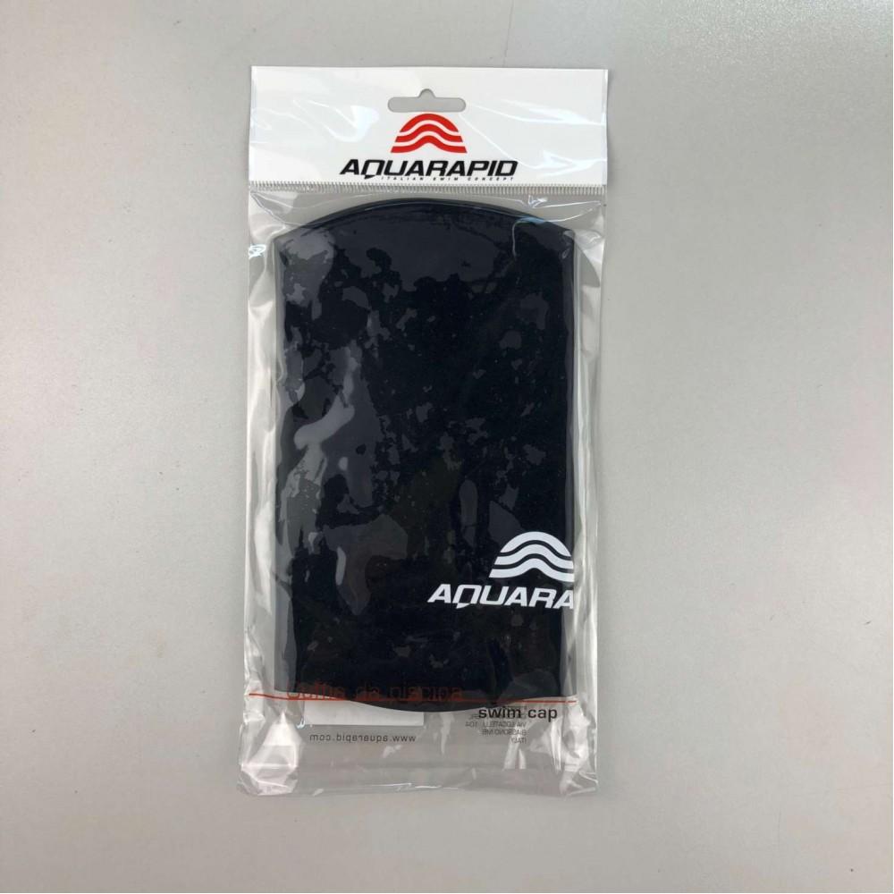 Cuffia in silicone nera