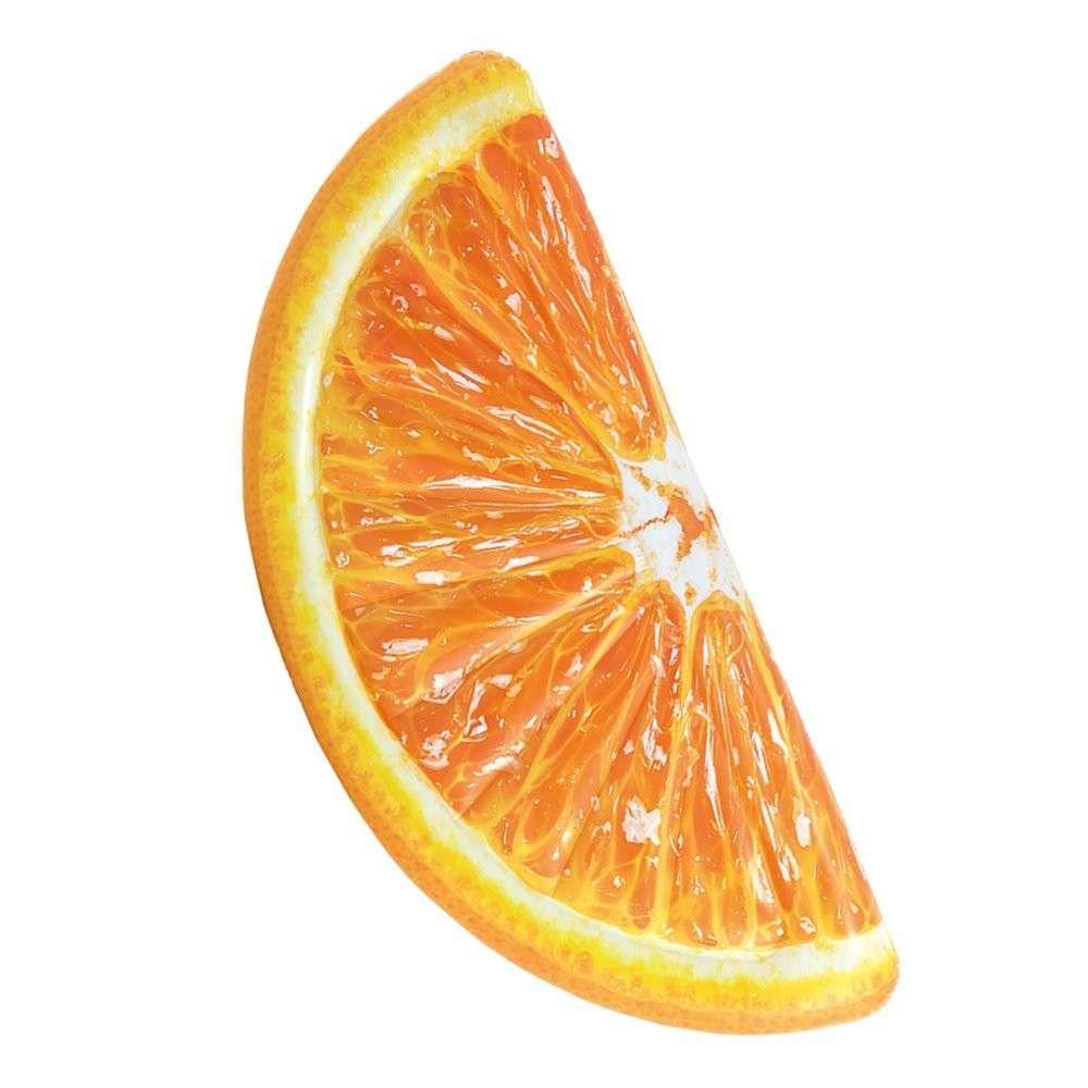 Materassino spicchio arancia