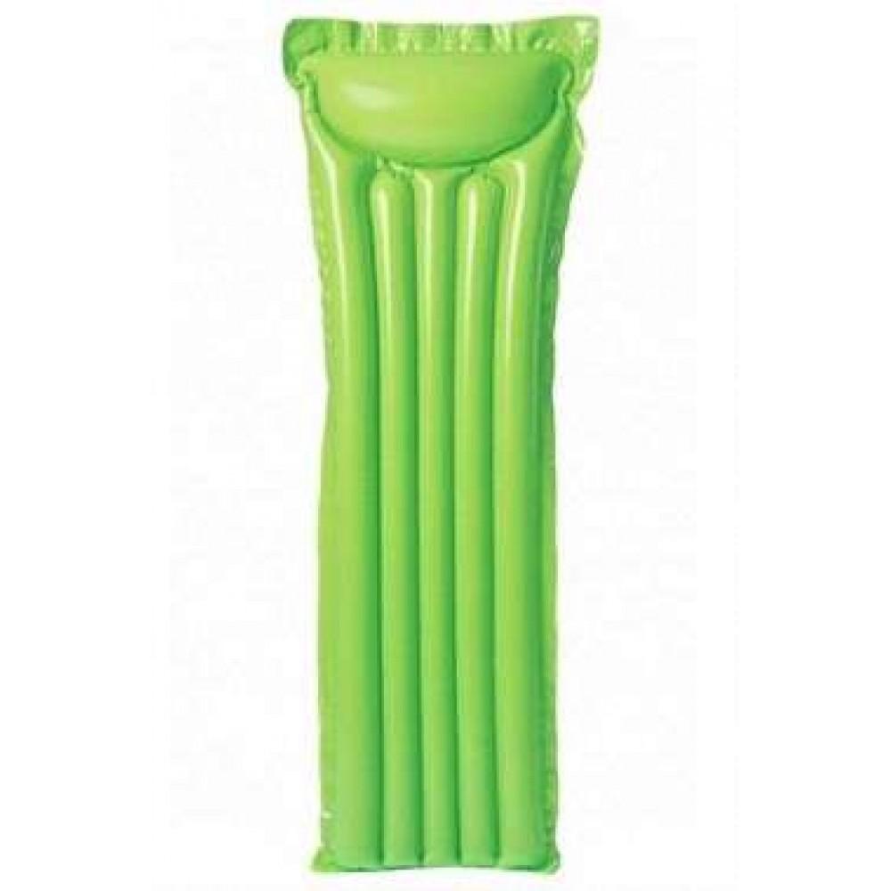 Materassino metallizzato verde