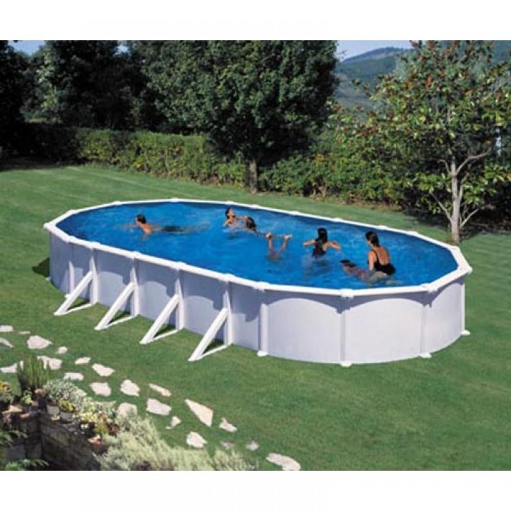 Atlantis piscina fuori terra Gre 915 cm - 470 cm - h 132 cm