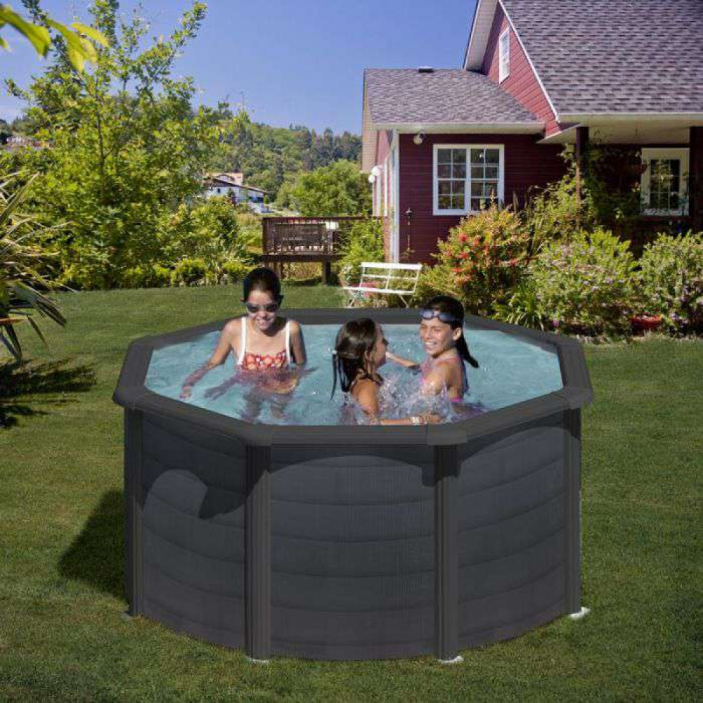 Kea piscina fuori terra Gre 240 cm - h 120 cm