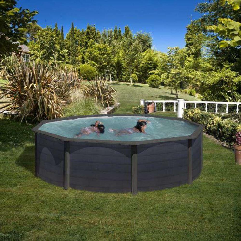 Kea piscina fuori terra Gre 460 cm - h 120 cm