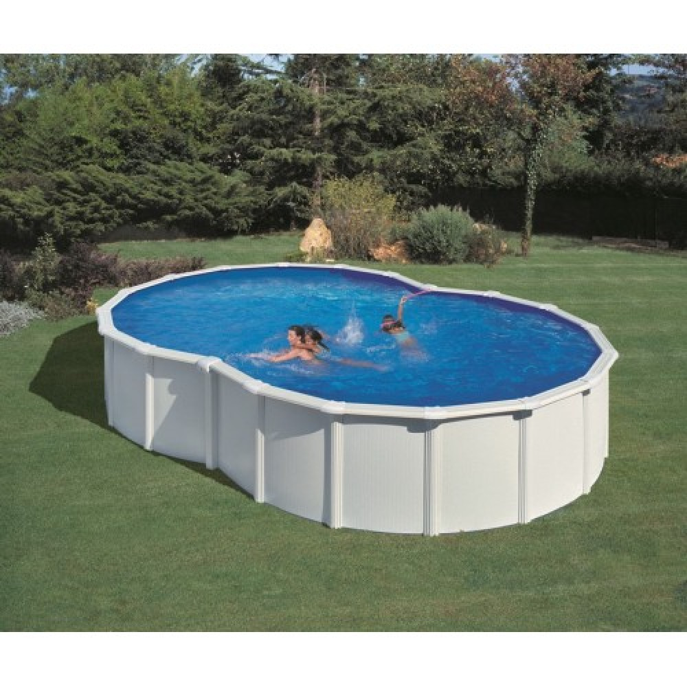 Varadero piscina fuori terra Gre 500 cm - 340 cm - h 120 cm