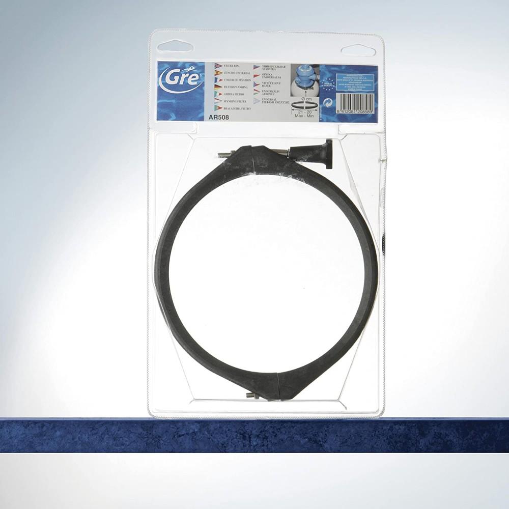 Ghiera filtro monoblocco 20/21 cm Gre