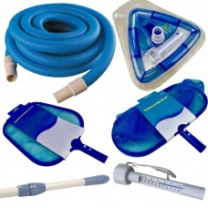 Kit di pulizia piscina medium