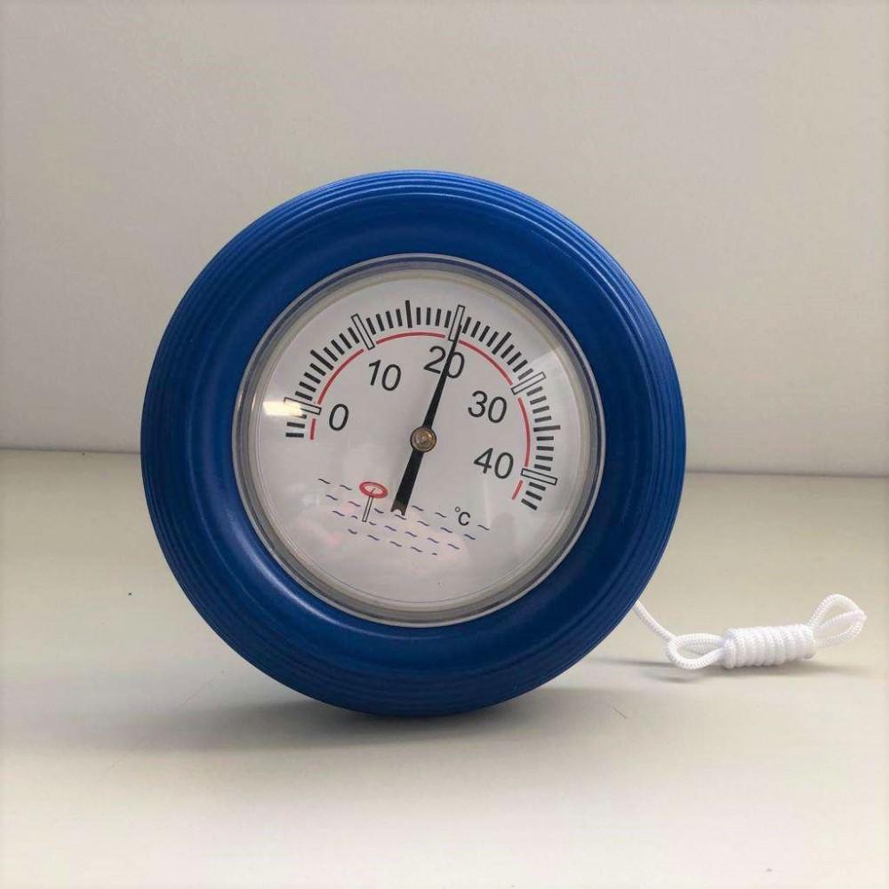 Termometro galleggiante con anello