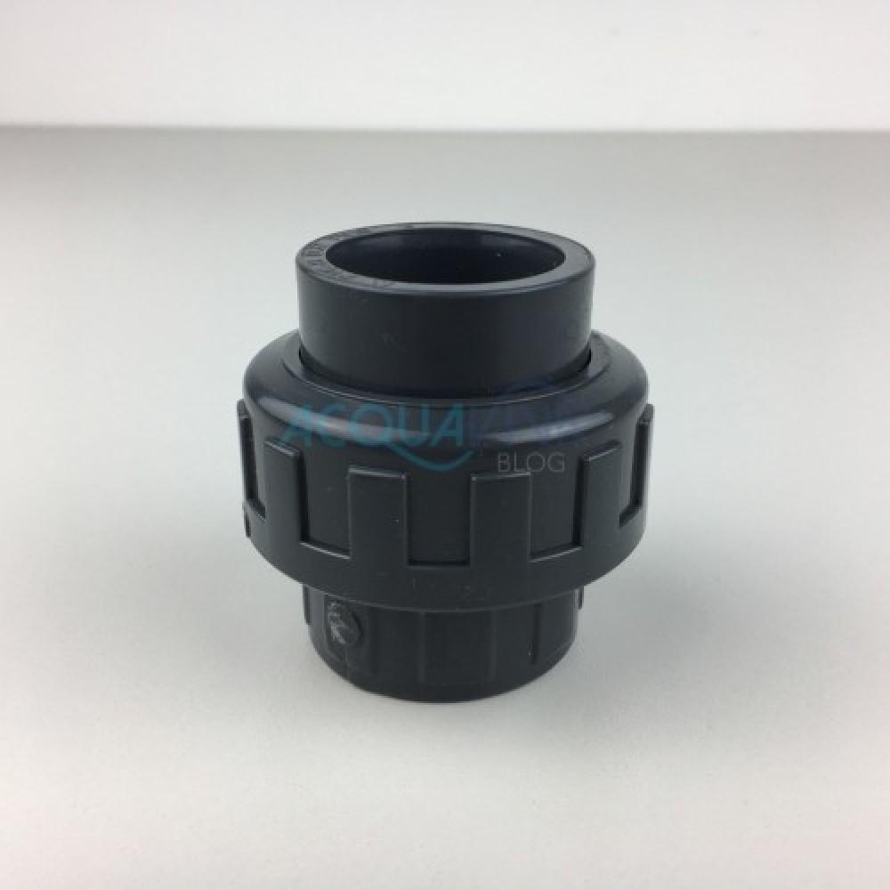 Bocchettone PVC c/oring Ø 32 mm Incollaggio F-F