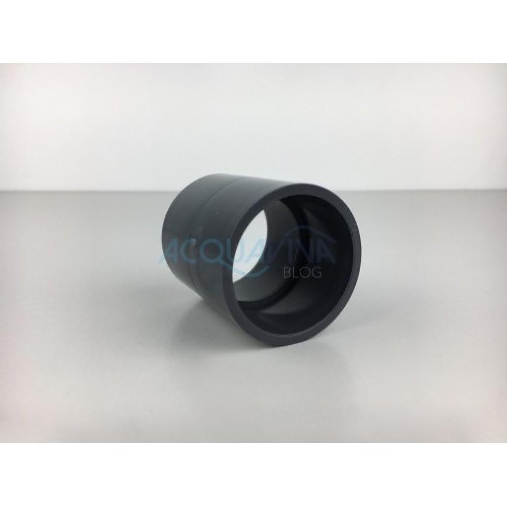 Manicotto in Pvc 50 mm Incollaggio / Incollaggio F/F