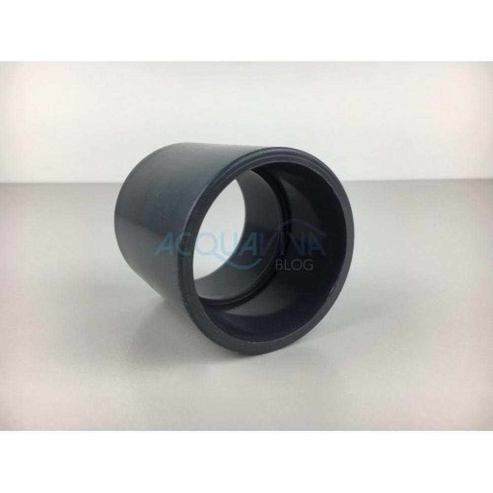 Manicotto in Pvc 63 mm Incollaggio / Incollaggio F/F