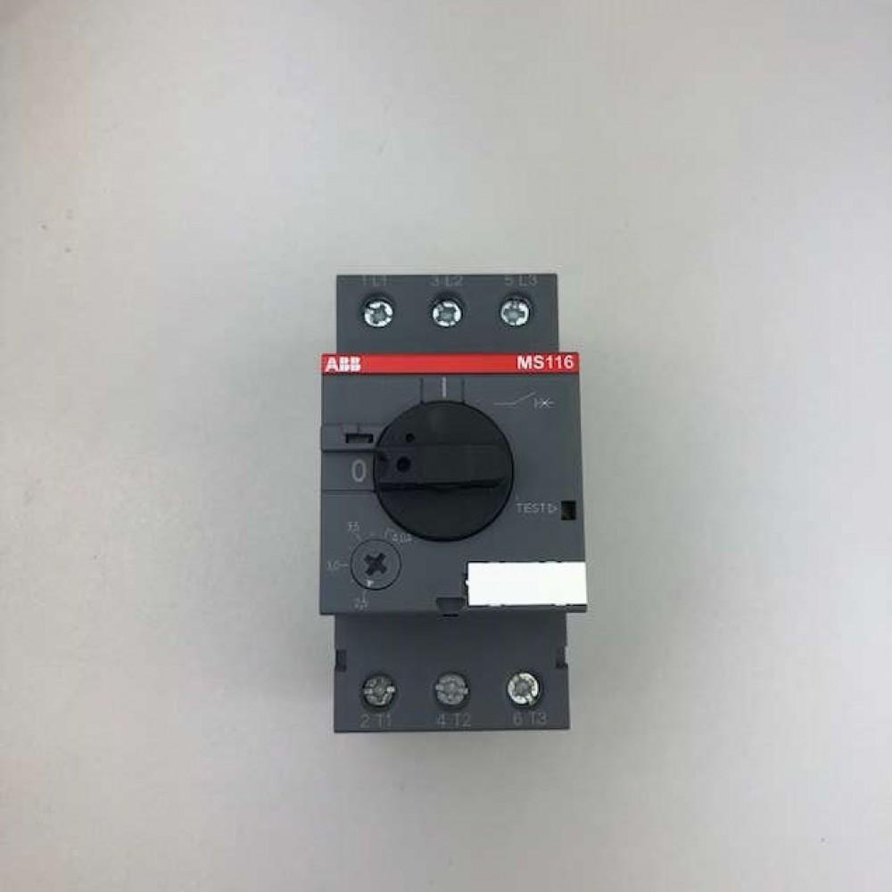 Interruttore termico 2,5 - 4,0 A