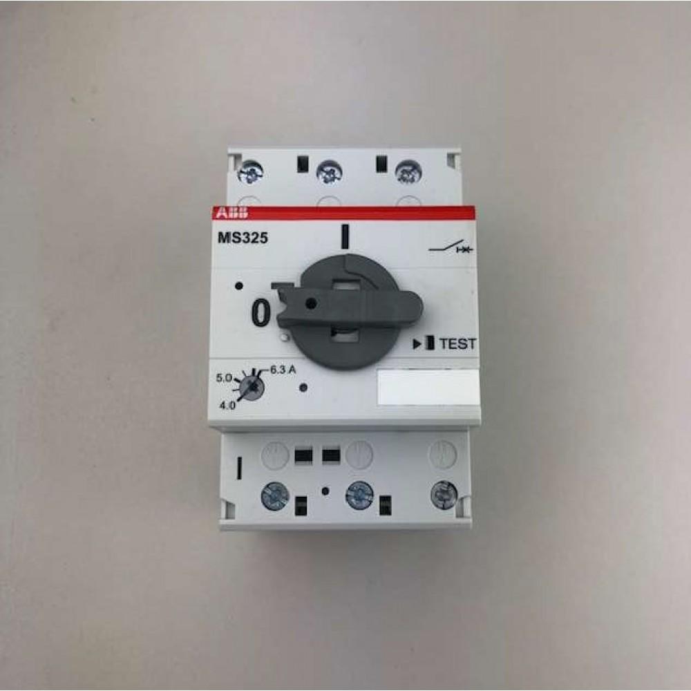 Interruttore termico 4 - 6,3 A