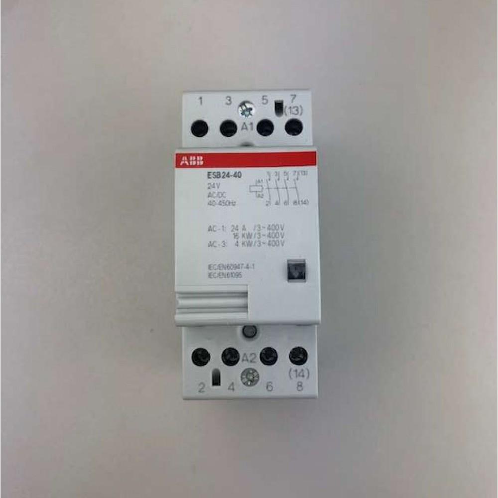 Teleruttore 4P 24V HP1-HP3 ESB 24-40