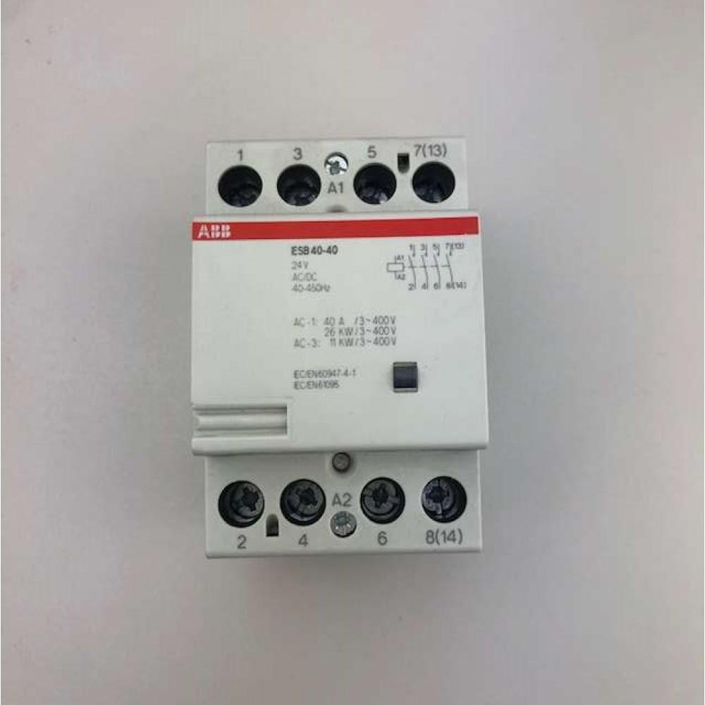 Teleruttore 4P 24V HP5 ESB 40-40