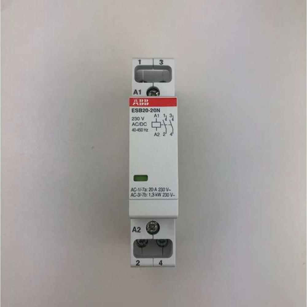 Teleruttore 2P 230V ESB 20-20