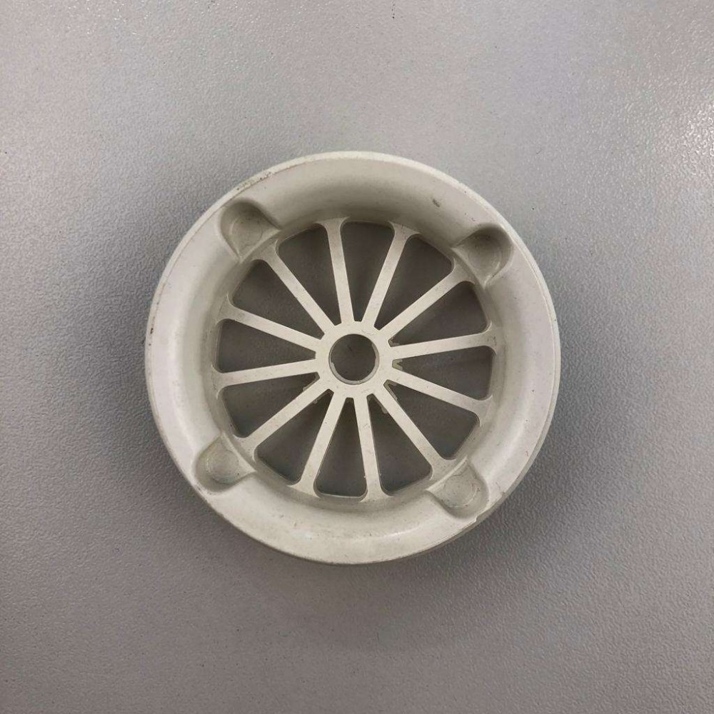 Griglia bocchette in ABS Ø 58 mm bianco Pools
