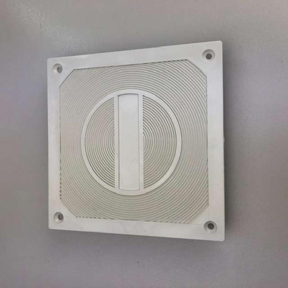 Coperchio bianco per scatola di derivazione fari Pools