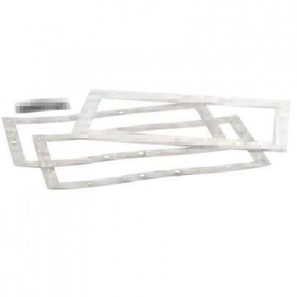 10-7-17 Kit corredo per cemento con membrana in pvc skimmer pools