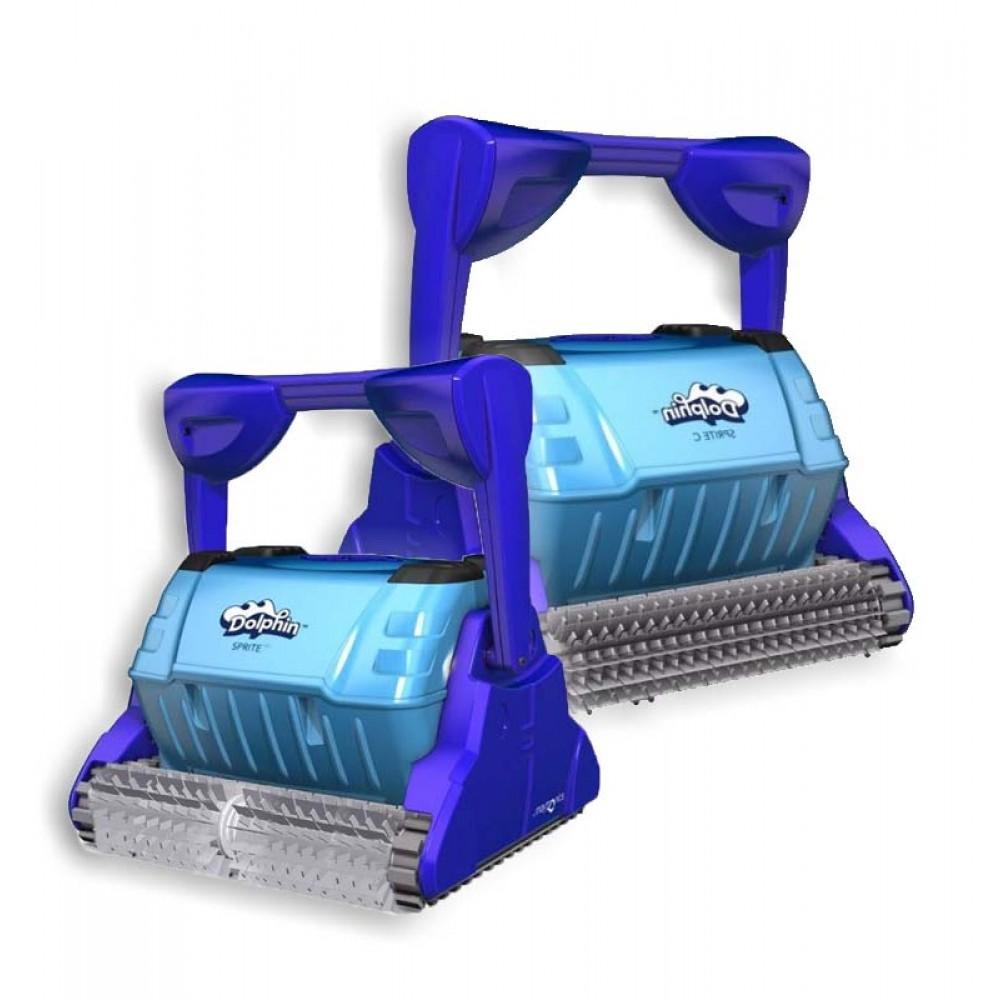 Sprite, il robottino per piscina Dolphin economico ed efficiente