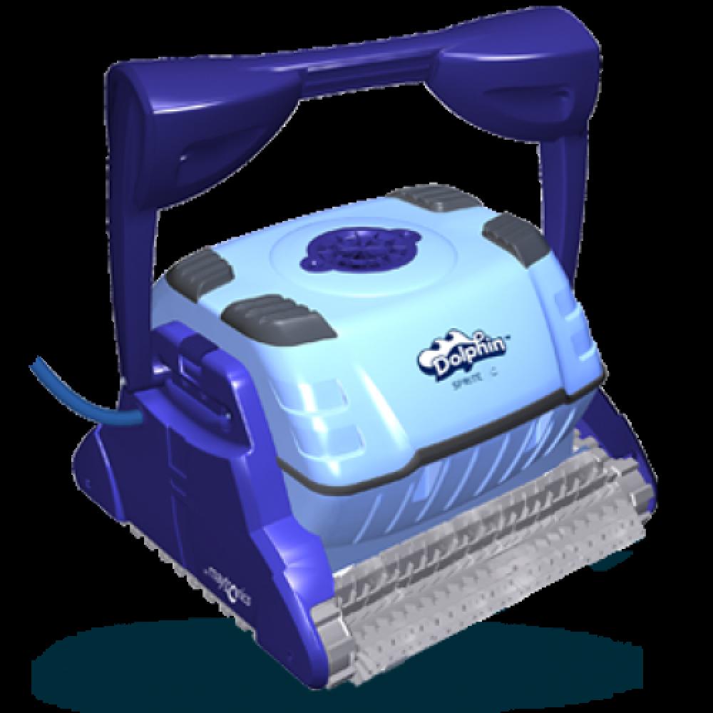 Robot piscina Dolphin Sprite C Spazzole in Pvc