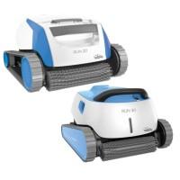 Dolphin Run con spazzole in Pvc robot economico