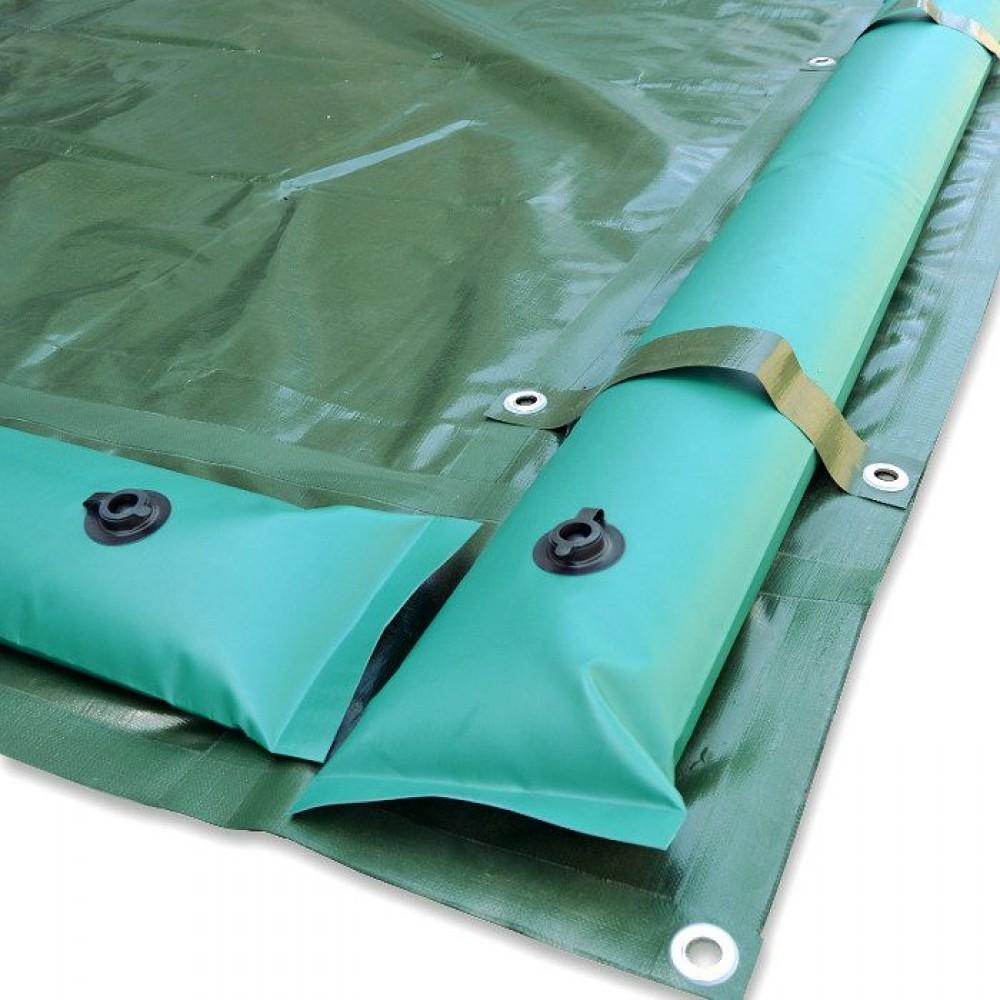 Piscina tubolari in PVC standard e trevira