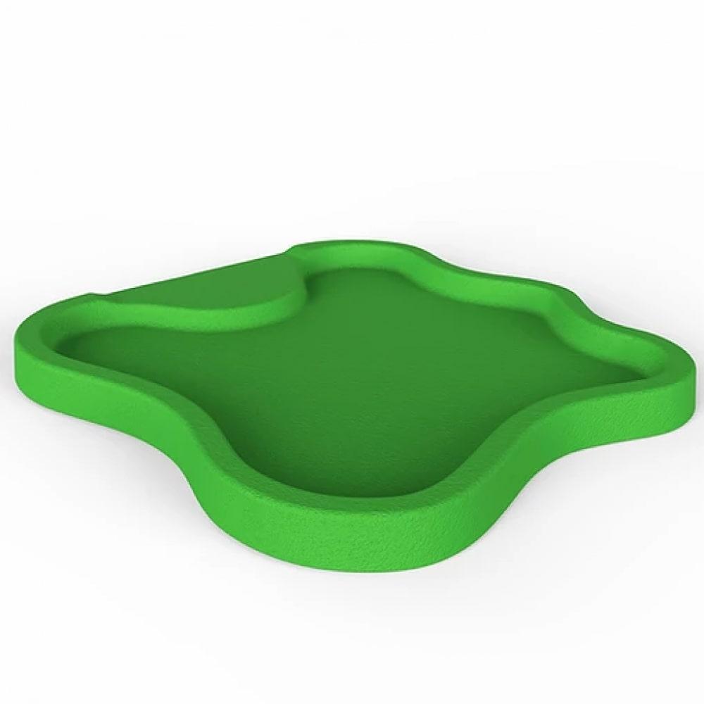Piatto doccia Lake 108 verde chiaro
