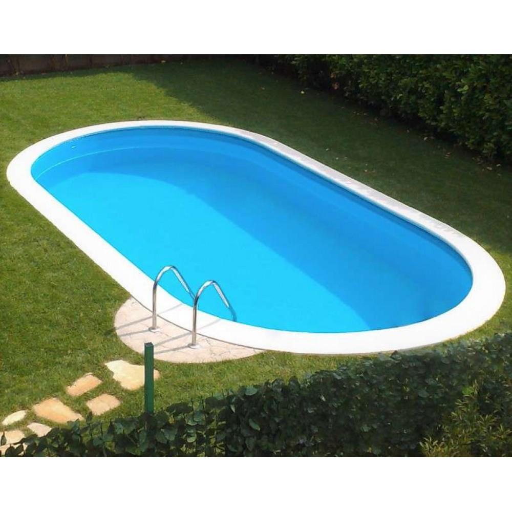 MTH piscine interrate ovali Galaxy