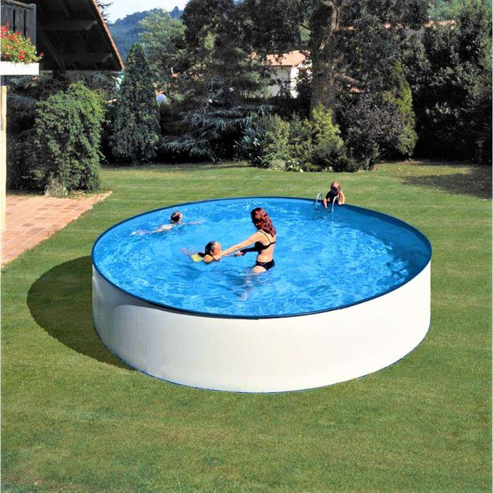 MTH piscine rotonde Galaxy