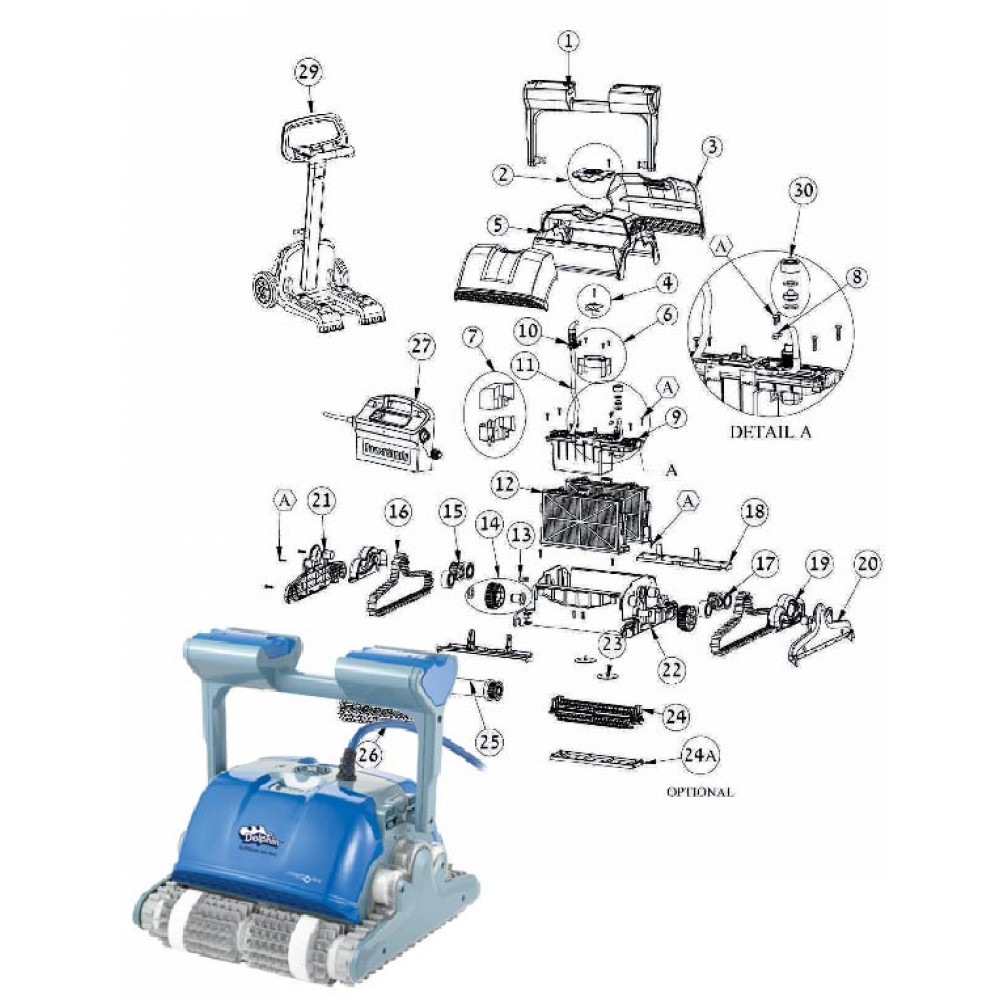 31 - Alimentatore trasformatore con timer e bluetooth M 400 - Supreme M4 Pro (Bluetooth)
