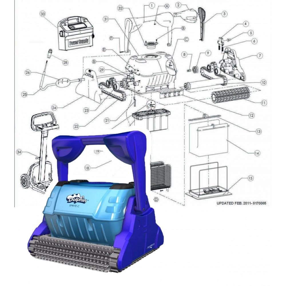 19 - Box motore nuovo Sprite C