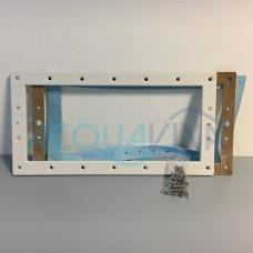 Kit corredo per metallo con membrana skimmer pools