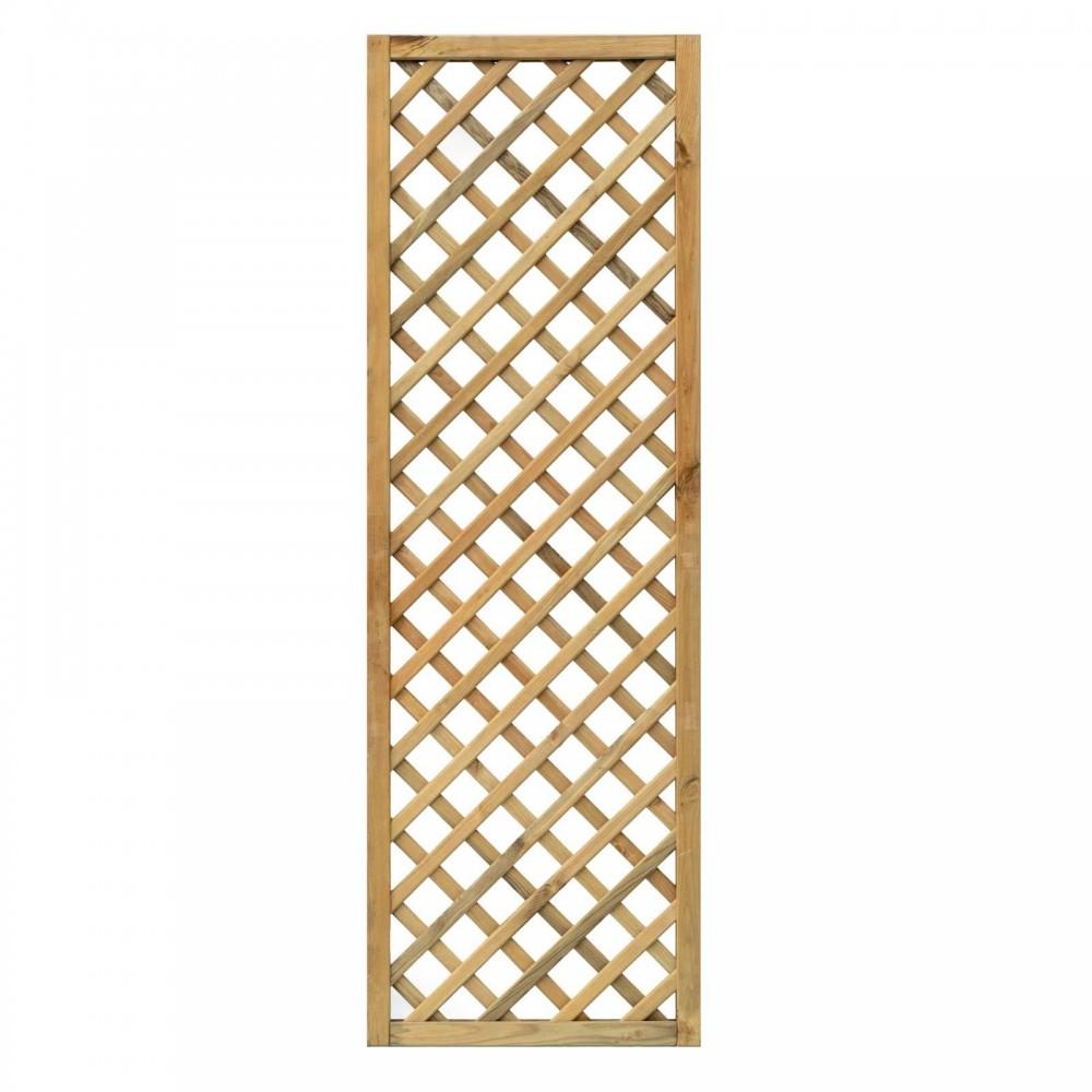 Grigliati in legno Premium 60 x 180 cm