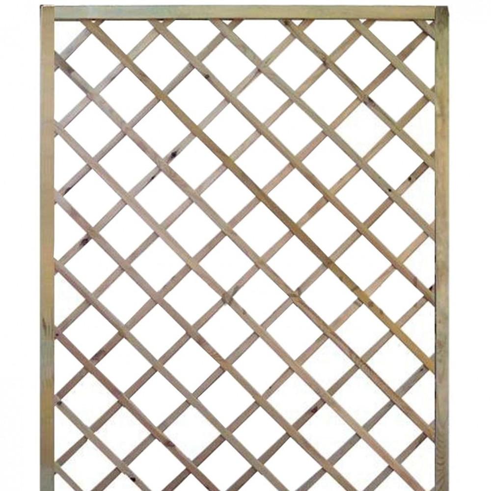 Grigliati in legno Plus cm 120 x 180 h