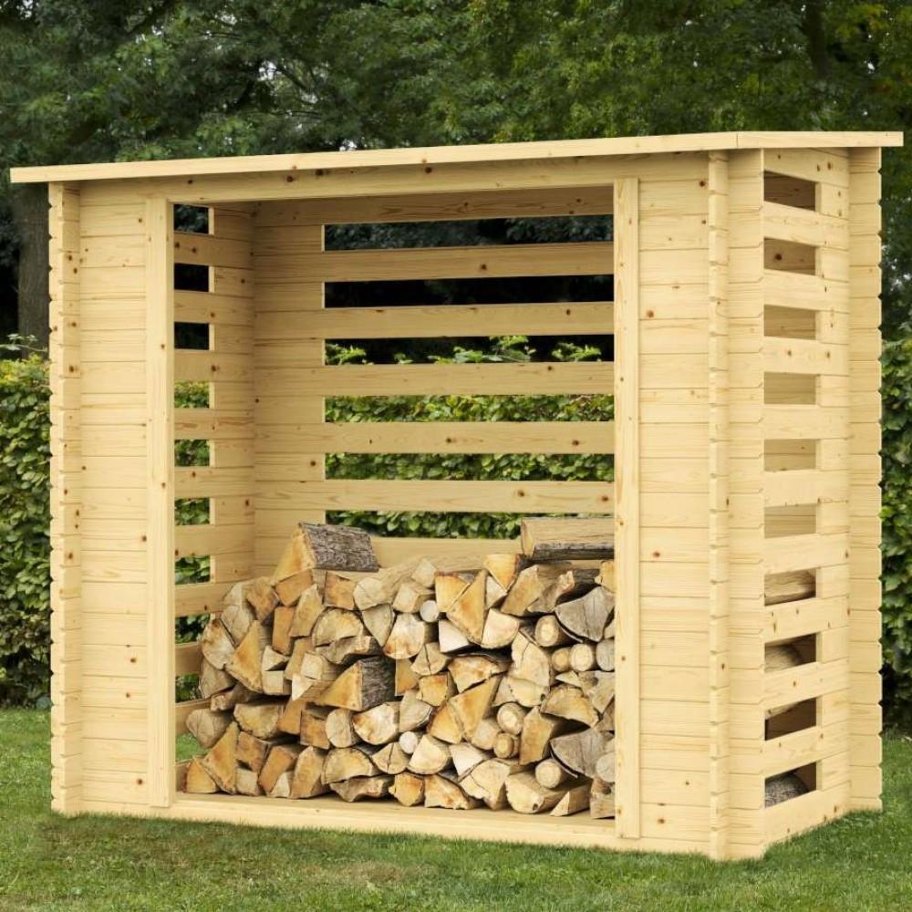 Legnaie prefabbricate in legno