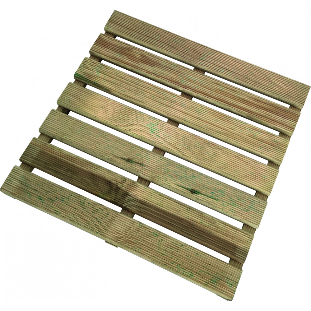 Quadrotta Green 2,8 cm x 50 cm x 50 cm (4 quadrotte = 1 mq)